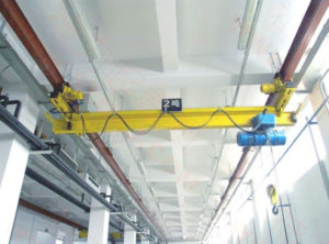 In China overhead crane for sale