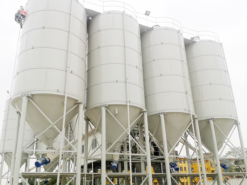 Large Cement Silo For Sale