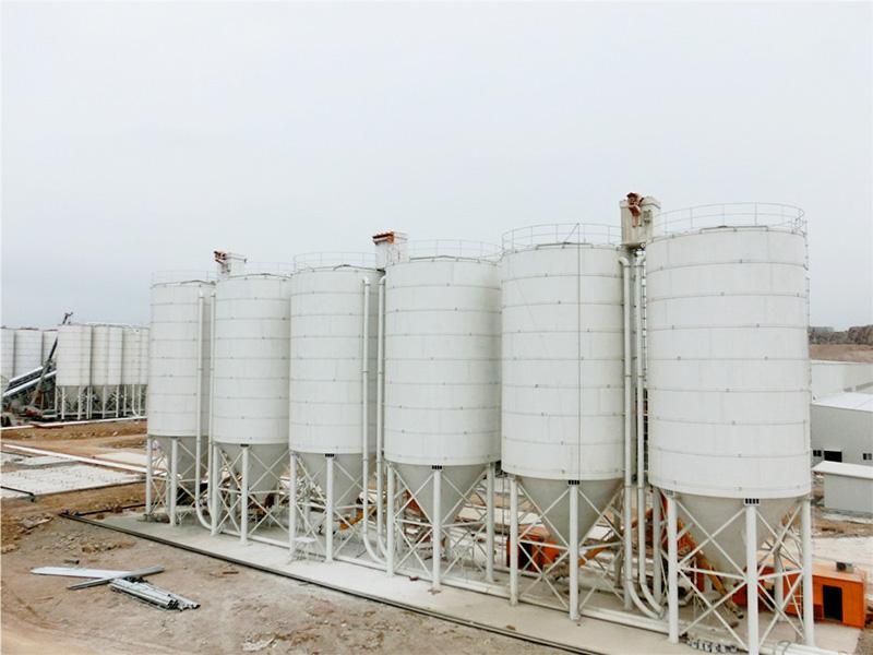 Large Cement Silos
