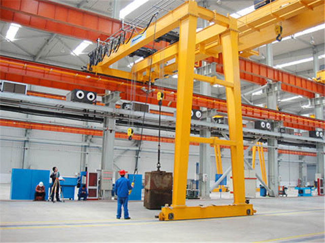 Semi Gantry Crane China