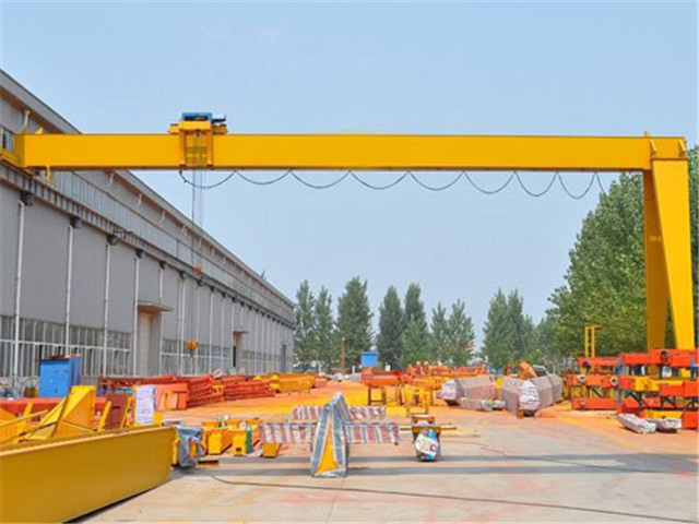 Semi Gantry Crane Range and Operational Precautions